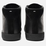 Мужские кроссовки Maison Margiela Replica High Top Black фото- 4
