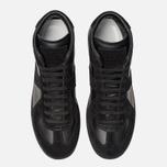 Мужские кроссовки Maison Margiela Replica High Top Black фото- 5