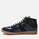 Мужские кроссовки Maison Margiela Replica High Top Carry Over Dark Blue фото- 1
