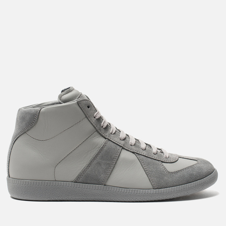 Мужские кроссовки Maison Margiela Replica High Top Graphite