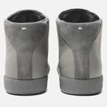 Мужские кроссовки Maison Margiela Replica High Top Graphite фото- 3