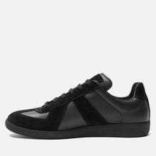 Мужские кроссовки Maison Margiela Replica Low Top Black фото- 5