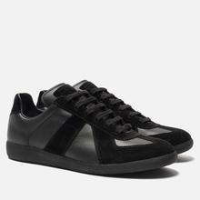 Мужские кроссовки Maison Margiela Replica Low Top Black фото- 0
