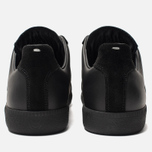 Мужские кроссовки Maison Margiela Replica Low Top Black фото- 3