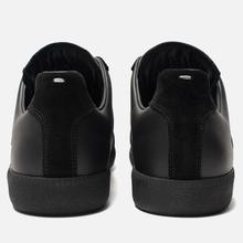 Мужские кроссовки Maison Margiela Replica Low Top Black фото- 2
