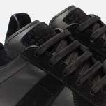 Мужские кроссовки Maison Margiela Replica Low Top Black фото- 6