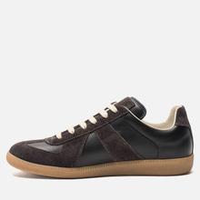 Мужские кроссовки Maison Margiela Replica Low Top Carry Over Black/Grey фото- 5