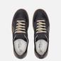 Мужские кроссовки Maison Margiela Replica Low Top Carry Over Black/Grey фото - 1