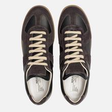 Мужские кроссовки Maison Margiela Replica Low Top Carry Over Black/Grey фото- 1