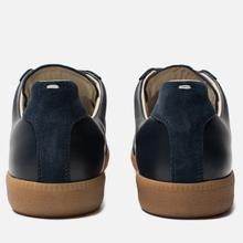 Мужские кроссовки Maison Margiela Replica Low Top Carry Over Dark Blue фото- 2