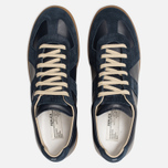 Мужские кроссовки Maison Margiela Replica Low Top Carry Over Dark Blue фото- 5