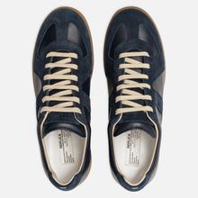 Мужские кроссовки Maison Margiela Replica Low Top Carry Over Dark Blue фото- 1