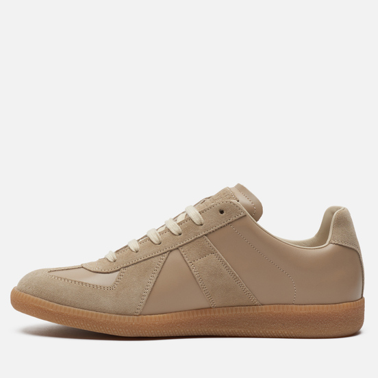 Мужские кроссовки Maison Margiela Replica Low Top Carry Over Iced Coffee