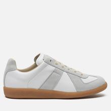Мужские кроссовки Maison Margiela Replica Low Top Carry Over Off White фото- 3