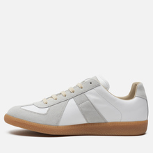 Мужские кроссовки Maison Margiela Replica Low Top Carry Over Off White фото- 5