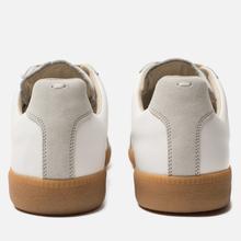 Мужские кроссовки Maison Margiela Replica Low Top Carry Over Off White фото- 2