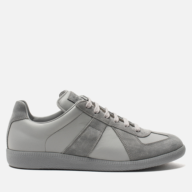 Мужские кроссовки Maison Margiela Replica Low Top Graphite