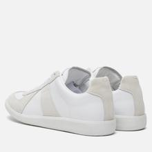 Мужские кроссовки Maison Margiela Replica Low Top Off White фото- 2