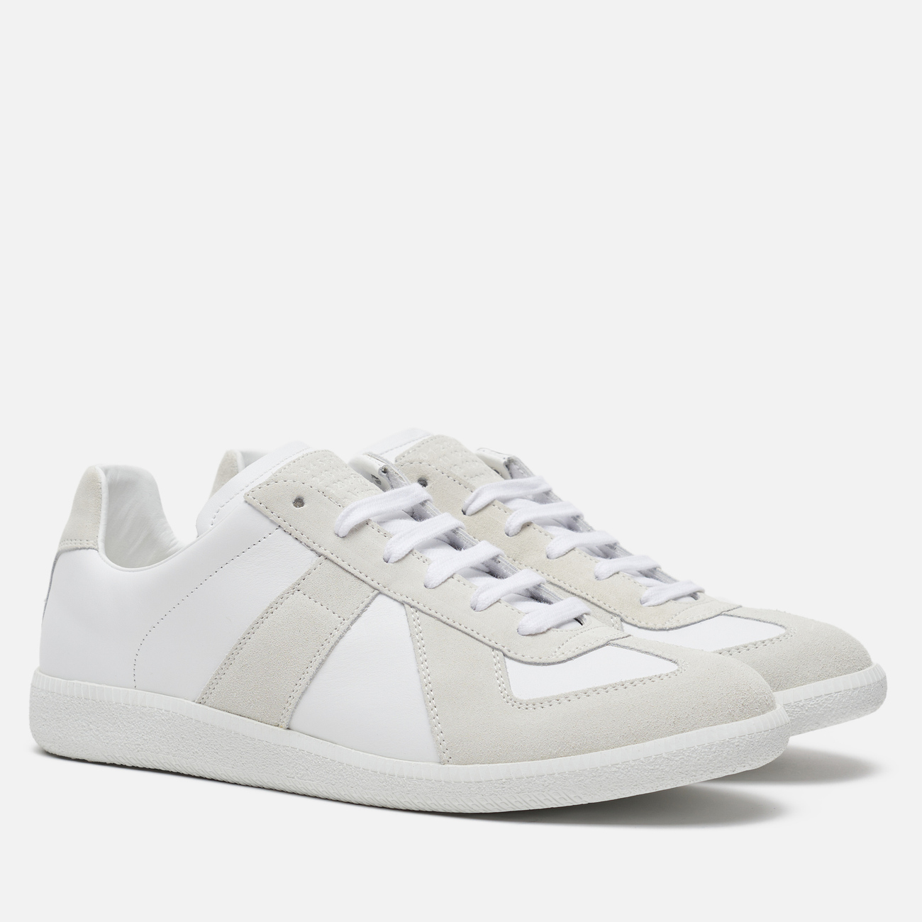 Мужские кроссовки Maison Margiela Replica Low Top Off White