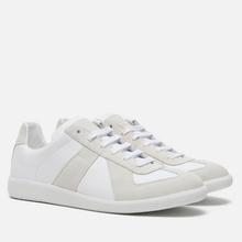Мужские кроссовки Maison Margiela Replica Low Top Off White фото- 0