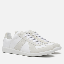 Мужские кроссовки Maison Margiela Replica Low Top Off White