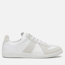 Мужские кроссовки Maison Margiela Replica Low Top Off White фото- 3
