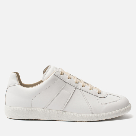Мужские кроссовки Maison Margiela Replica Low Top White Base