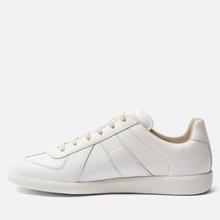 Мужские кроссовки Maison Margiela Replica Low Top White Base фото- 5