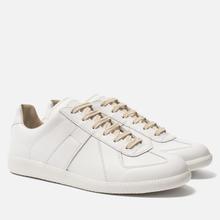Мужские кроссовки Maison Margiela Replica Low Top White Base фото- 0