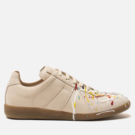 Мужские кроссовки Maison Margiela Replica Painter Beige/Multicolor