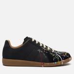 Мужские кроссовки Maison Margiela Replica Painter Black/Multicolor фото- 3
