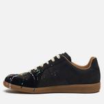 Мужские кроссовки Maison Margiela Replica Painter Black/Multicolor фото- 5