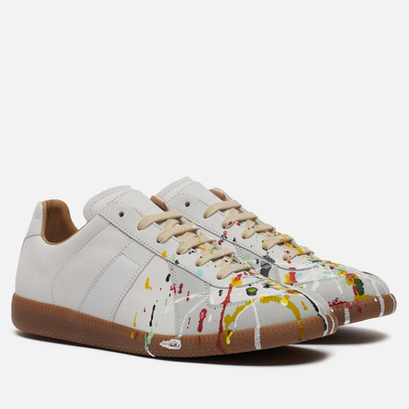 Мужские кроссовки Maison Margiela Replica Painter White/Multicolor
