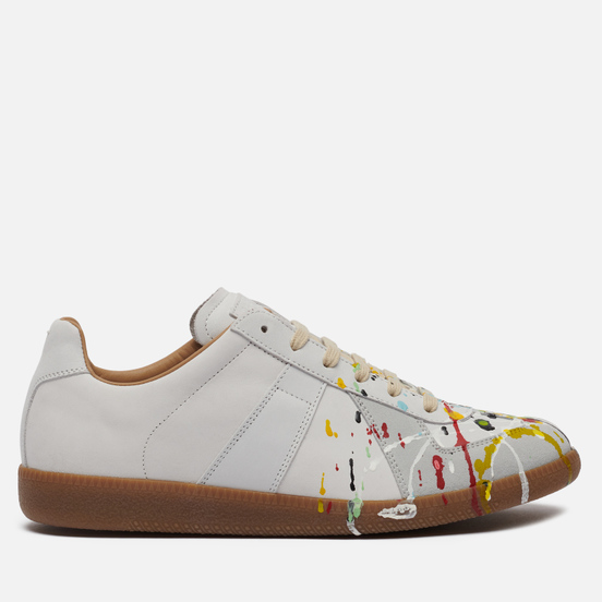 Мужские кроссовки Maison Margiela Replica Painter White/Multicolor