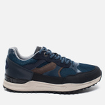 Napapijri Edward Men's Sneakers Dark Blue photo- 0