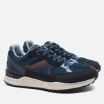 Napapijri Edward Men's Sneakers Dark Blue photo- 2