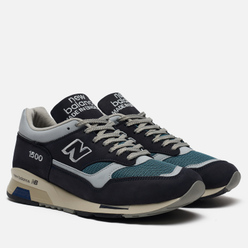 Мужские кроссовки New Balance 1500 30th Anniversary Pack Navy/Grey
