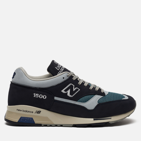 Мужские кроссовки New Balance 1500 30th Anniversary Pack Navy/Grey