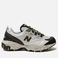 Мужские кроссовки New Balance 801 Trail Grey/Black/Yellow фото- 3
