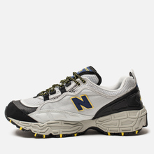 Мужские кроссовки New Balance 801 Trail Grey/Black/Yellow фото- 5