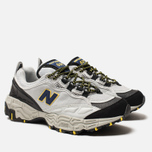 Мужские кроссовки New Balance 801 Trail Grey/Black/Yellow фото- 1