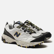 Мужские кроссовки New Balance 801 Trail Grey/Black/Yellow фото- 0