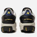 Мужские кроссовки New Balance 801 Trail Grey/Black/Yellow фото- 3