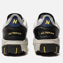 Мужские кроссовки New Balance 801 Trail Grey/Black/Yellow фото- 2