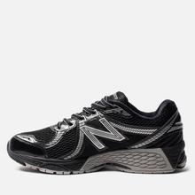 Мужские кроссовки New Balance 860v2 Black/Grey фото- 5