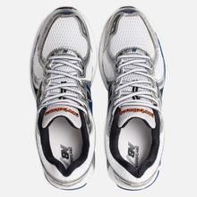 Мужские кроссовки New Balance 860v2 White/Blue фото- 1