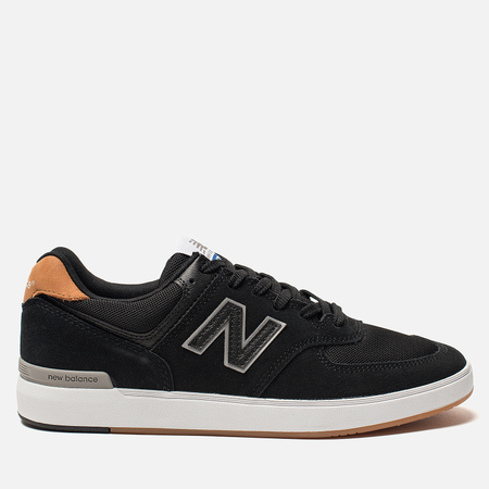 Мужские кроссовки New Balance AM574BLG Black