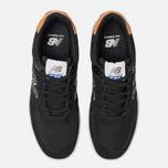 Мужские кроссовки New Balance AM574BLG Black фото- 5