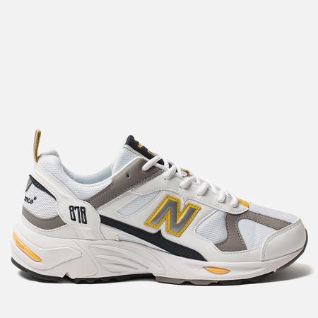 Мужские кроссовки New Balance CM878TCA White