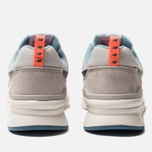 Мужские кроссовки New Balance CM997HAG White/Grey/Orange фото- 3